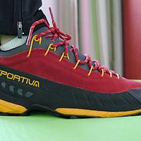 #原创新人#La Sportiva 拉思珀蒂瓦 Traverse X 中性 徒步鞋 开箱