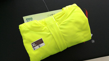 法国安踏吗? 迪卡侬长袖运动衫/健身腰带/跑步护腿入手体验分享