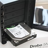 大波 or 得宝 — Drobo 5N2网络存储服务器 初体验