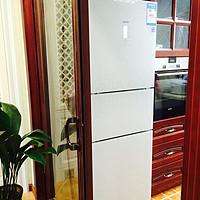 入住后的家电体验篇一:SIEMENS 西门子 KG30FS121C 296升变频 三门冰箱