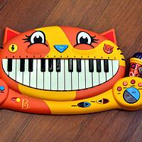给上辈子情人的礼物,B.Toys 大嘴猫咪电子琴入手体验