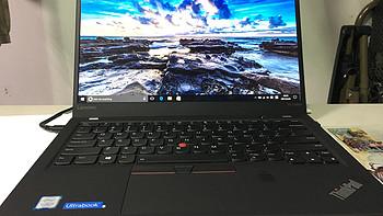 Lenovo 联想 Thinkpad X1 Carbon 2017 美行笔记本电脑晒物及更换SSD教程