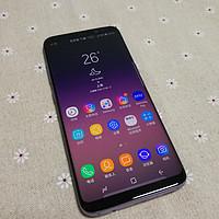 #原创新人#国行 SAMSUNG 三星 Galaxy S8 预订、开箱和使用体验