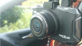 防碰瓷防抵赖精品——BLACK VIEW 凌度 BL950A A7方案行车记录仪