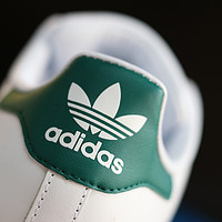 Adidas 阿迪达斯 Originals SUPERSTAR 绿橙色贝壳头开箱