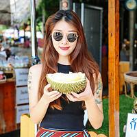 99%的游客都不知道的泰国水上市场!美食多,游客少,就隐藏在曼谷