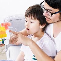 #热征#玩具# SONY 索尼 KOOV 可编程玩具:害我跟儿子都抢起来了