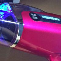 #原创新人#我的千元吹风机/TESCOM TCD4000 胶原蛋白水离子& Panasonic 松下 NA45纳米水离子 对比