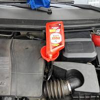 我车我保养我维修 篇一:07款经典福克斯1.8AT更换 Valvoline 胜牌 MAX LIFE 星冠全合成自动变速箱油