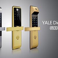 如何选择指纹锁?  YALE 耶鲁 YDM4111 晒单体验