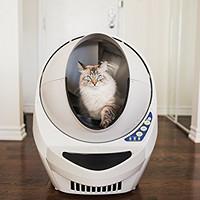 #本站首晒# Litter-Robot III 全自动智能猫厕所:铲屎官的终极目标