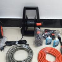 #原创新人# 疯狂DIY洗车之入手 KÄRCHER 凯驰 HD5/11P 商用高压清洗机