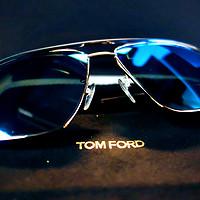 #本站首晒#TOM FORD冰蓝太阳镜