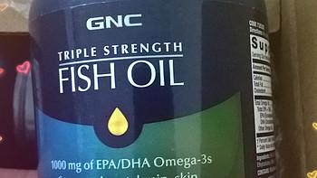 摔!买个鱼油怎么就这么难OTL - GNC官网的一次艰难剁手 — GNC 健安喜 鱼油 晒单
