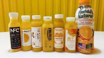 超市里大火的NFC果汁,凭什么比一点点奶茶还贵?