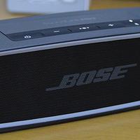 Bose SoundLink MiniII 蓝牙音箱 开箱使用体验