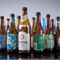 再也不想喝工业啤酒了,喝完了24瓶精酿啤酒,我顿悟了人生!