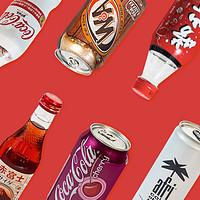 全球可乐汽水指北,够你爽一个夏天了