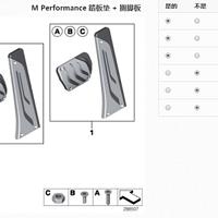 寶馬 BMW 220mi 改裝 M-Performance踏板作業