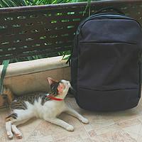 Incase City Compact Backpack  双肩电脑包 半年使用报告