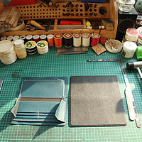 #桌面故事#一个皮匠的非电子外设低端桌面秀