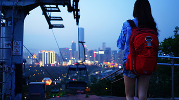 我TM全是包 篇九:穿行城市的风——Osprey Radial26 光线26升城市双肩包评测