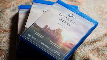 美版《唐顿庄园》全集蓝光套装 Downton Abbey: The Complete Collection开箱
