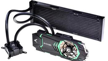 一体串联方案:ID-COOLING 发布 Hunter DuetⅡ-G CPU/显卡水冷散热器