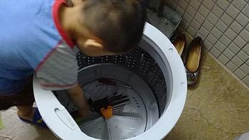 #原创新人#三洋波轮洗衣机(XQB70-1058ES)拆洗