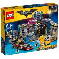 LEGO 乐高 70909 巴特洞撞 从箱子中取出拼玩记载