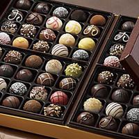 Godiva 歌帝梵 美国官网转运80粒松露巧克力礼盒全纪录