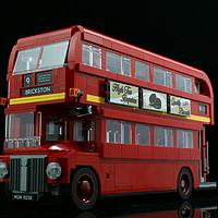 LEGO 乐高 10258 伦敦巴士开箱晒单