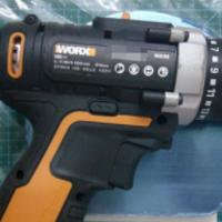WORX 威克士 WX128 12伏锂电手枪钻 开箱及小科普