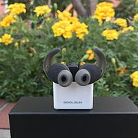 跑步听歌不要太爽:MOOLSUN 沐圣 T06 蓝牙(TWS)耳机体验