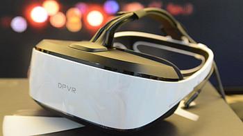 终极游戏体验的最后一块屏——大朋VR E3 虚拟现实头戴设备