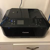 家是生活的『容器』 篇十九:Canon 佳能 PIXMA MX922 彩色喷墨一体机使用两年后的评测及故障排除