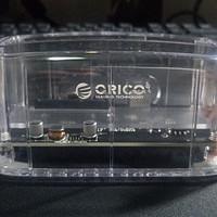 #原创新人# ORICO 奥睿科 6139U3 USB3.0移动硬盘底座盒 开箱小测