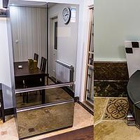 日常家居的中高端秀 篇六:Panasonic 松下 旗舰冰箱NR-W620TF-XM + Dyson 戴森 360 Eye 扫地机器人
