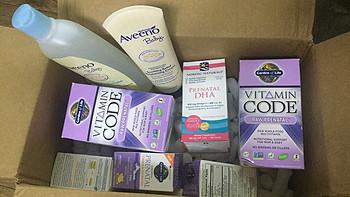 孕妇维生素、DHA之美亚晒单