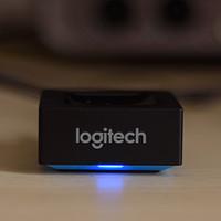 享受無線的自由--Logitech 罗技蓝牙音频适配器開箱和简单测试