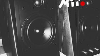 国产良心:HiVi 惠威 M200MKIII+ 2.0声道 多媒体音箱 伪开箱+半年之后的人耳听感测评