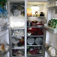 橘子装修记 篇十一:#翻个冰箱#老爸老妈家的598L巨无霸 — Midea 美的 BCD-598WKPZM(E)智能对开门冰箱 晒单