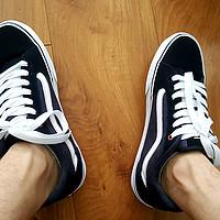 2017年败鞋之旅 篇四:VANS 范斯 2017新款青格板鞋 VN000SJVC50