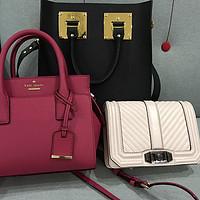 Kate Spade迷你风琴包 & Rebecca Minkoff LOVE系列斜挎包—晒晒美网年中大促买的两个轻奢品牌包包