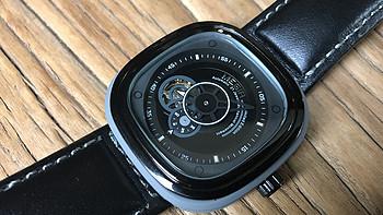 #一表不凡# 别具一格的腕表 — 美格尔 Bigbang系列 机械飞轮男士手表