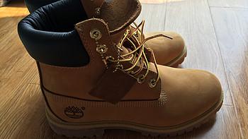 心心念念的大黄靴—Timberland 添柏岚 10061 男士工装靴  入手评测