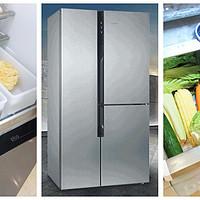 买冰箱你需要知道这些 篇八:零度保鲜究竟有多神奇?生活家深度体验西门子零度Plus对开门冰箱