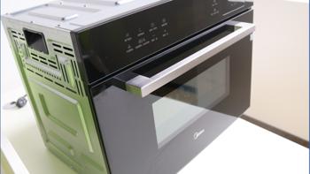 #原创新人#Midea 美的 蒸烤箱的拆机分解