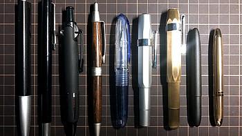 书写工具篇 颜值、便携、好用、逼格 一个都不能少