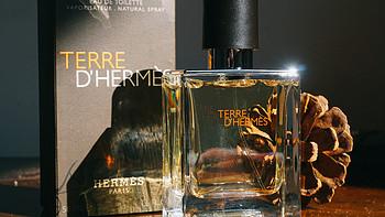 街香自有街香的道理:Hermes 爱马仕 大地 男士香水
